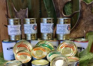 Wildfleisch vom Buchenhofer Bauernladen