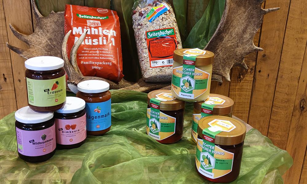 Honig vom Buchenhofer Bauernladen